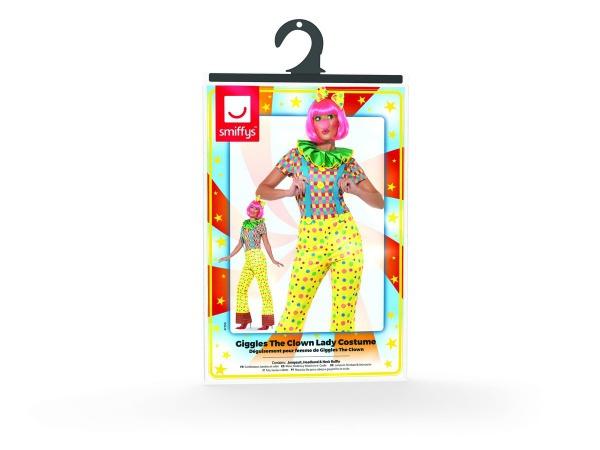78b93c4d0a7a E-shop   Typ akce   Dětská narozeninová oslava   Dámský kostým - Retro klaun